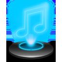 My Music Hologram-128
