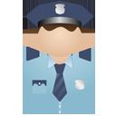 Policeman no uniform-128