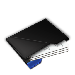 My Documents Inside Blue
