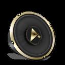 Aimp Alt Black and Gold-128