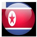 North Korea Flag-128