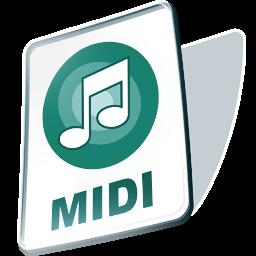 Midi file
