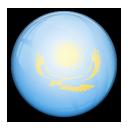 Flag of Kazahstan-128