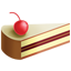 Ice Cream Cake Slice icon