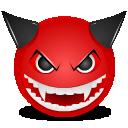 Devil mad