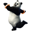 Big panda icon