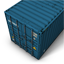 Container Blue icon