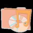 Carton folder music alt-128