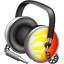 Fiery Funk headphones icon