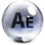 After Effects Glass icon
