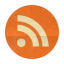 Retro Rss Rounded icon