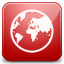 Maps red icon