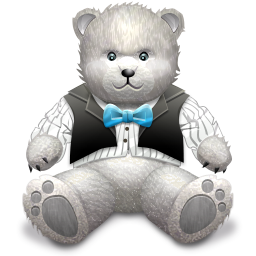 Gift Grey Bear
