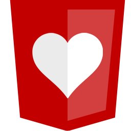 Love Icon Download Modern Web Social Icons Iconspedia