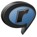 RealPlayer Black and Blue-128
