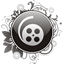 Video movie track icon