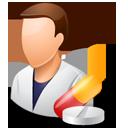 Pharmacist Male Light-128
