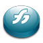 Macromedia Freehand puck icon