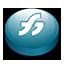 Macromedia Freehand puck Icon