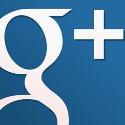 GooglePlus Blue