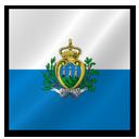 San Marino flag-128