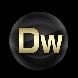 DreamWeaver Black and Gold