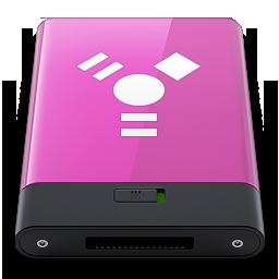 HDD Pink Firewire W
