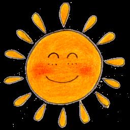Sun Icon | Download O Sunny Day icons | IconsPedia