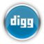 Chrome Digg icon