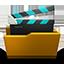 My Videos Folder icon