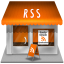 Rss Shop icon