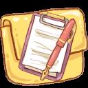 Folder Notepad-128