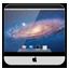 iMac glaxy icon