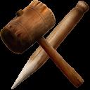 Hammer stake-128