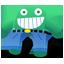 Green Blue Pants icon