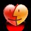 Finder heart-64