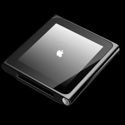 iPod nano black