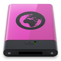 HDD Pink Server B
