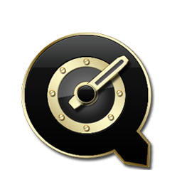 QuickTime Black and Gold