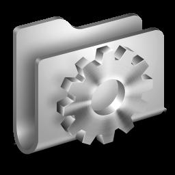 Developer Metalic Folder