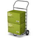 Handle Containers icon