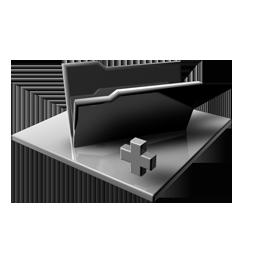 Silver Folder Add