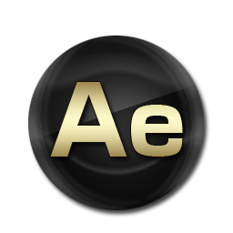 Aftereffects Black and Gold