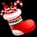 Christmas Sock-128
