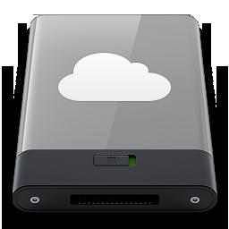 HDD Grey iDisk W