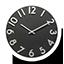 Round Clock-64