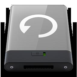 HDD Grey Backup W