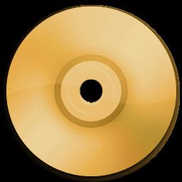 Cd DVD Orange