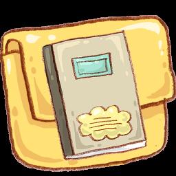 Folder Notebook