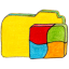 Folder y windows icon
